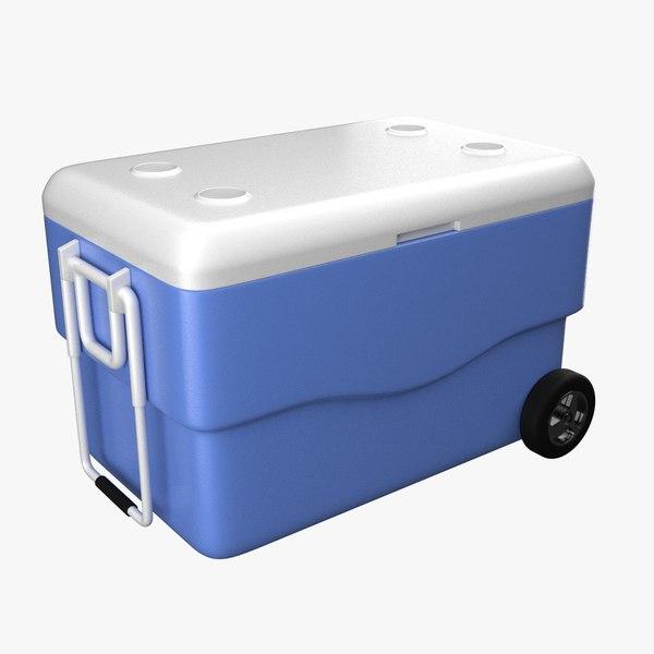 3d cooler contains