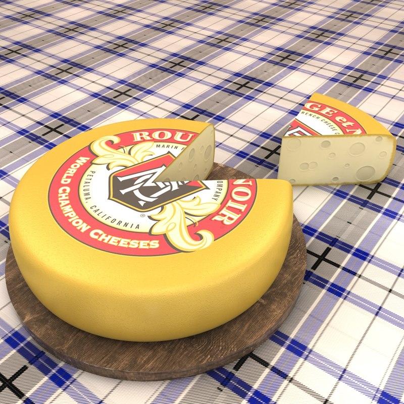 3dsmax wheel cheese