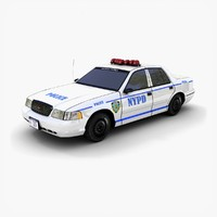 3ds ny police interceptor