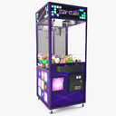 Claw Vending Machine 3D models