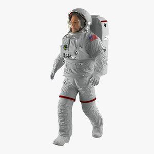 astronaut nasa extravehicular mobility x