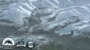 free max model mountain