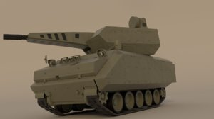 acv30 anti aircraft 3d 3ds
