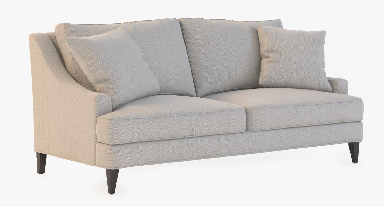 emerson sofa obj