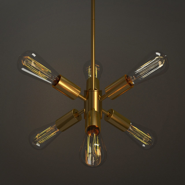 max mobile chandelier