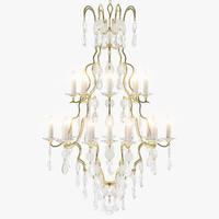 3dsmax vaughan labadie chandelier lights