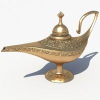 3d s lamp