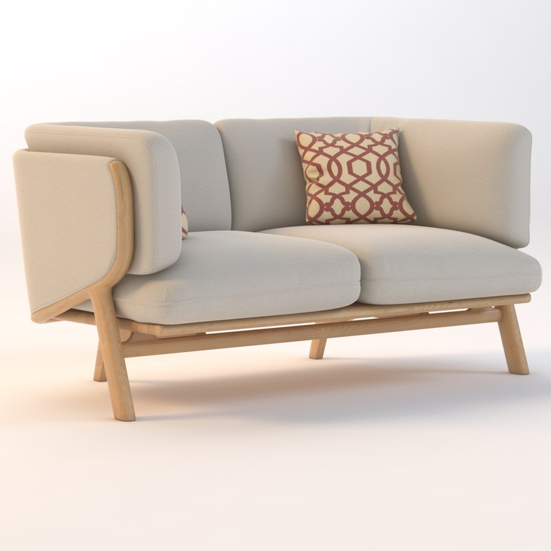 stanley 2-seater sofa max