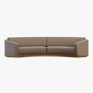 3d sofa ferdinand model
