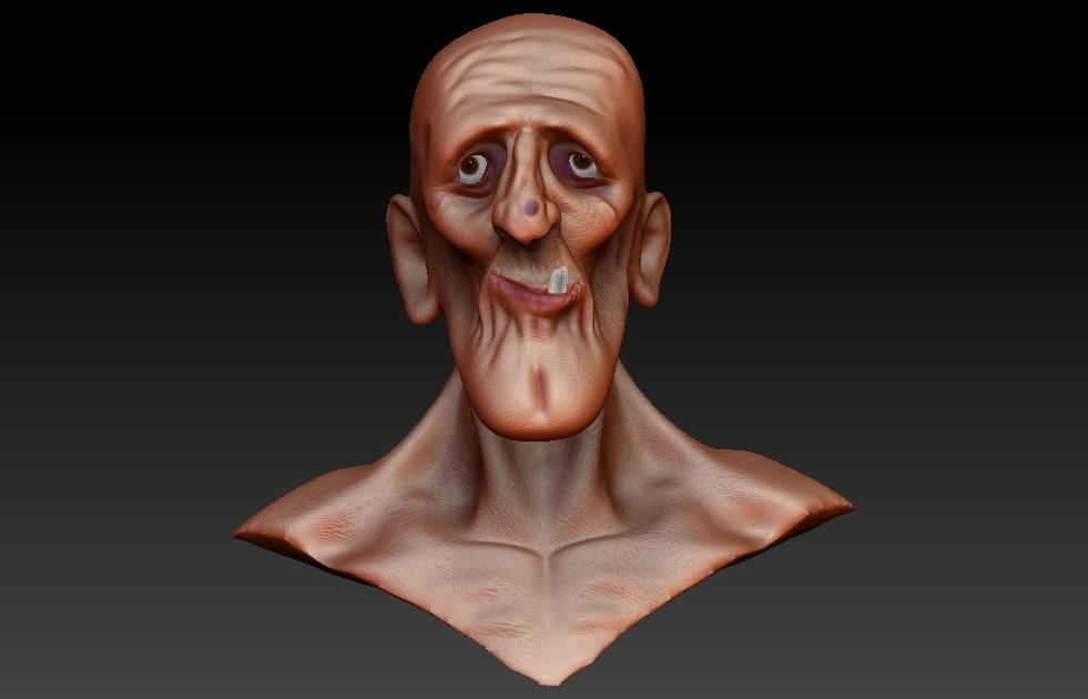 older man 3ds