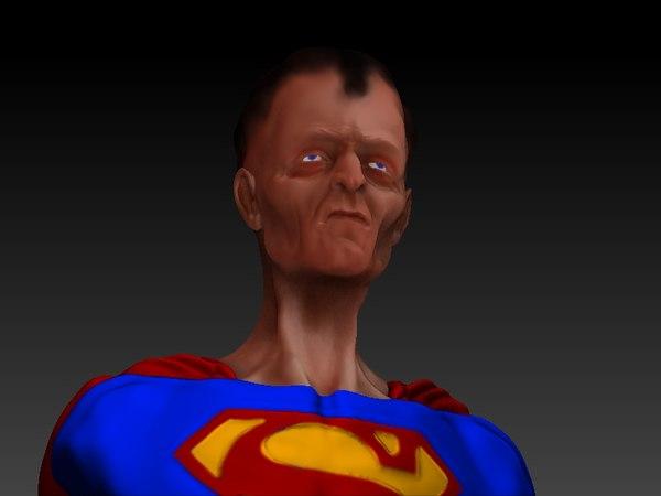 3ds uncle superman