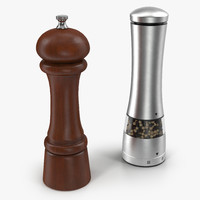 Pepper Mills Collection