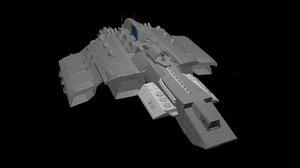 free x mode stargate spaceship