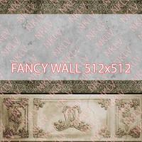 Fancy Marble Wall