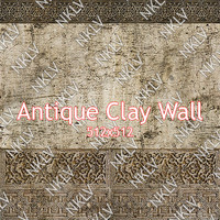 Antique Clay Wall