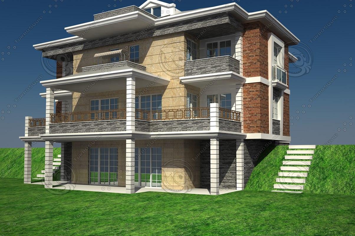 Building 3d max for 3d max building