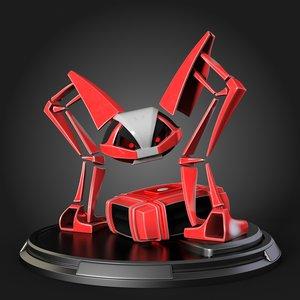 robot case max