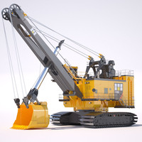 Rope Shovel 7495HF
