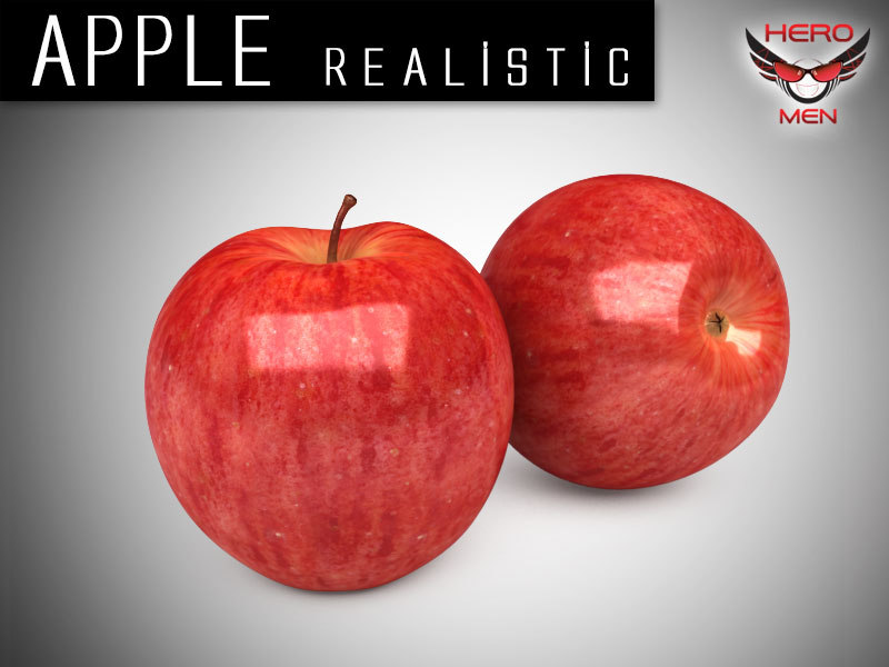 red apple max