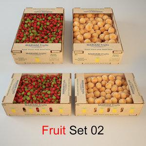 maya fruit set 02