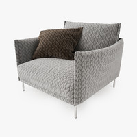 max moroso gentry armchair