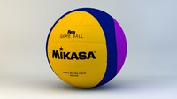 Mikasa W600W Water polo Official ball