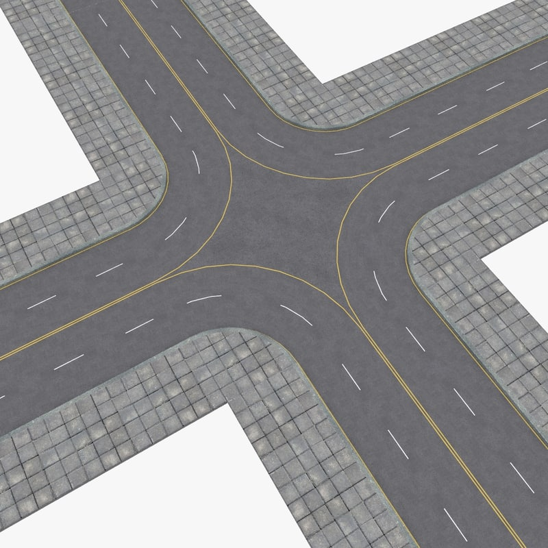 3ds streets highways construction kit