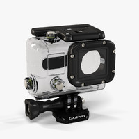 GoPro Hero3 Waterhousing