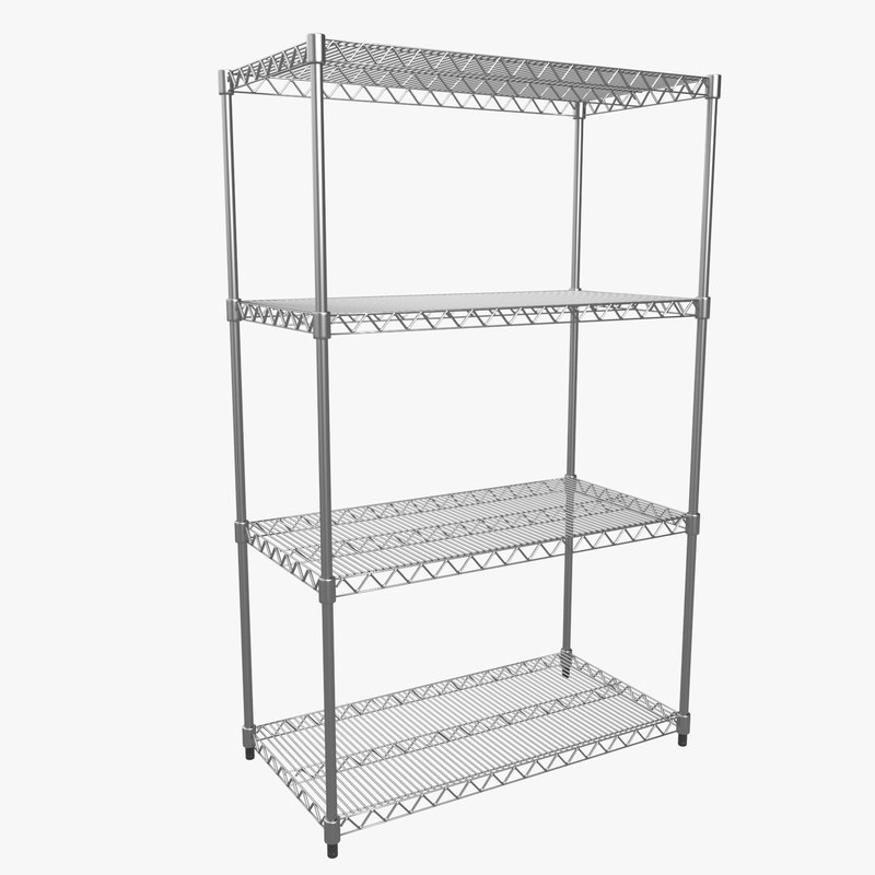 max metall shelf