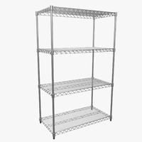 Metall Shelf