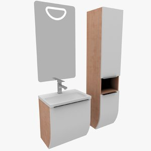 3ds max bathroom furniture