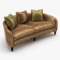 sofa chair company - 3d model