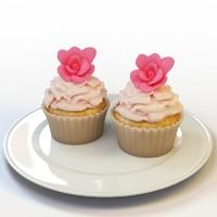 cupcake 41 3d model