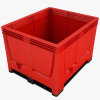 plastic crate max