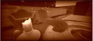 free victorian recliner 3d model