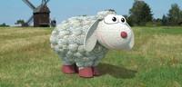 sheep 3d ige