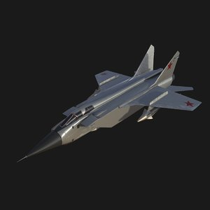 3d model force russian air