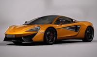 McLaren 570S Coupe 2016