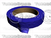 blue insulating tape 3ds