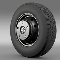 ashok leyland wheel max