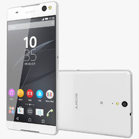 realistic sony xperia c5 3d 3ds