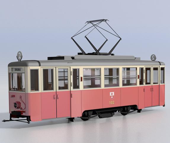 3d konstal n1 tram