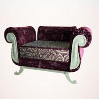 ottoman, stool