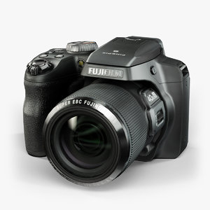 3ds max low-poly fujifilm finepix s8200
