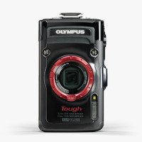 Olympus Stylus Tough TG-2 iHS Black