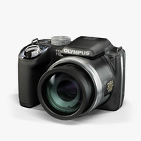 Olympus SP-720UZ Black
