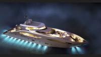 Sunseeker Predator 130 superyacht
