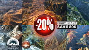 landscapes superbundle vol1 3d max