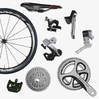 Shimano Dura Ace Bicycle Groupset