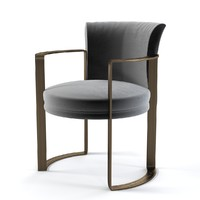 Fendi Casa Ripeta Dining chair